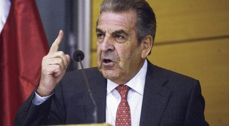 Eduardo Frei se querella por cinco delitos contra su hermano Francisco