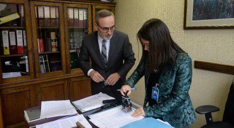 Saffirio presentó proyecto para reformar urgencias legislativas