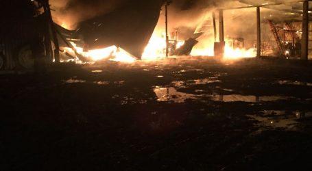 Nuevo ataque incendiario en Vilcún