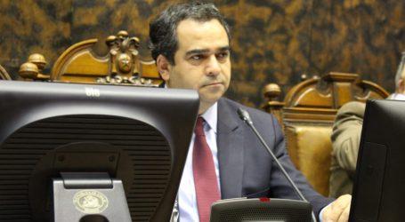 """Senador Quintana:""""Esta Constitución se la vamos a deber a las personas que llevan semanas en la calle"""""""