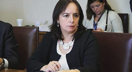 """Senadora Carmen Gloria Aravena. """"Creo que cuando en un país se generan privilegios para algunos, es cuando se inician todos los conflictos"""""""