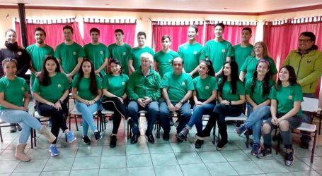 """Ballet folclórico estudiantil de Lautaro representará a Chile en """"Fiesta Mundial de folclore"""" en Brasil"""