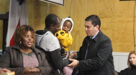 Operativo de regularización de migrantes en Villarrica