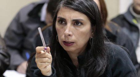 Intendente Rubilar aseguró que ella y sus hijos han recibido amenazas de muerte