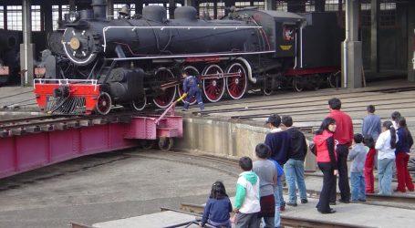Avanzan obras del museo ferroviario en Temuco
