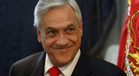 Presidente Piñera irá a Uruguay en su primer viaje al extranjero desde el 18 de octubre