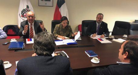 """""""Por primera vez nos sentamos a trabajar y fijar lineamientos para potenciar el Corredor Bioceánico Chile Argentina"""", Senadora Aravena."""