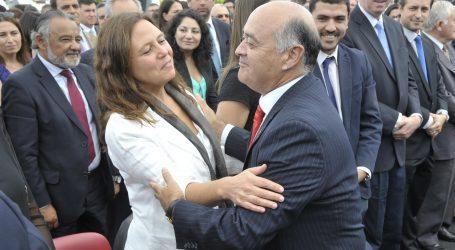 Renunció gobernadora del Biobío