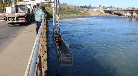 Mop realiza inspección de puentes en la región