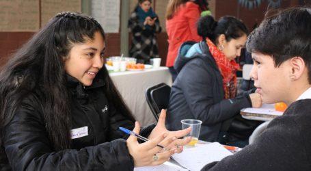 13 escuelas de La Araucanía y Los Ríos participan en Mega Festival de Aprendizajes