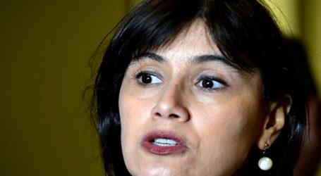 Javiera Blanco declara como imputada en caso ASCAR