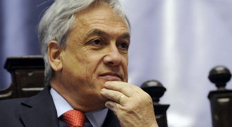 Tarud critica viaje de Piñera al norte: Es una operación para confundir a la gente
