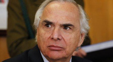 Chadwick por salida de Castillo: Es una decisión que tomó el Presidente