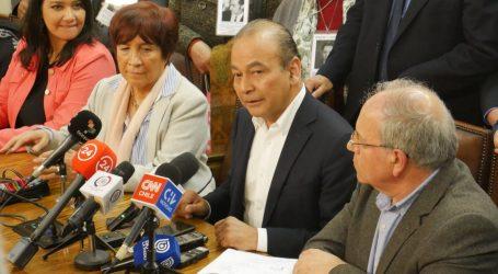 Parlamentarios presentan acusación constitucional contra jueces de la suprema