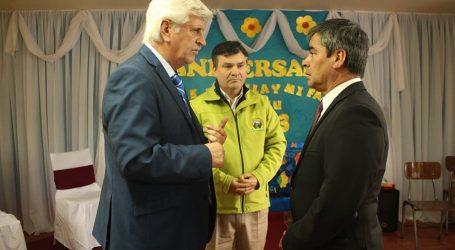 83 años celebra Escuela Santa Rosa de Lautaro