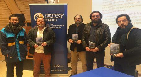 Lanzan libro sobre el campo editorial en el sur de Chile
