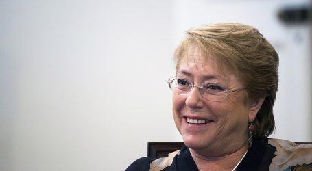 Pulso ciudadano: Bachelet repunta fuertemente en la preferencia presidencial