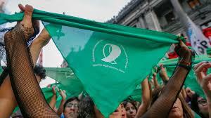 Parlamentarias avanzan hacia el aborto libre en el  congreso