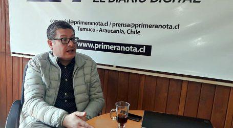 Unico chileno invitado Concejal Neira viajará a Estados Unidos a especializarse en Medio Ambiente