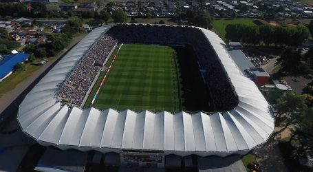 Estadio Germán Becker será sede La Roja V/S Honduras
