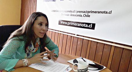 """Seremi Pía Bersezio: """"Plan para La Araucanía, una mirada de Estado"""""""