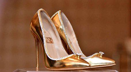 """VIDEO: Locura """"Zapatos más caros del mundo"""""""