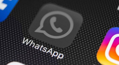 WhatsApp en modo oscuro