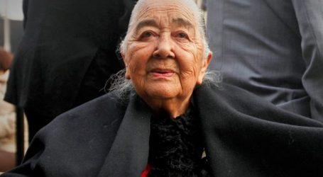 Muere a los 93 años la luchadora Ana González