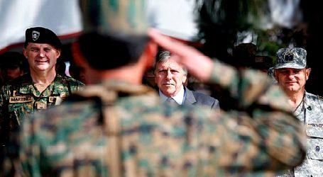 Ministro Espina y la difícil conformación del Alto Mando del Ejército