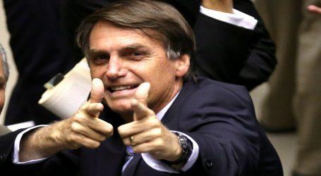 El ultranacionalista Presidente de Brasil: Jair Bolsonaro