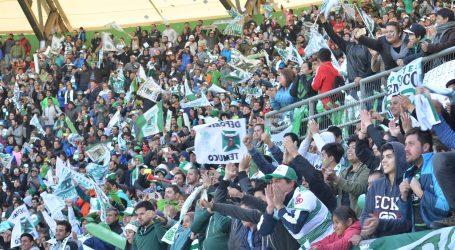 Deportes Temuco al borde del descenso a Primera B
