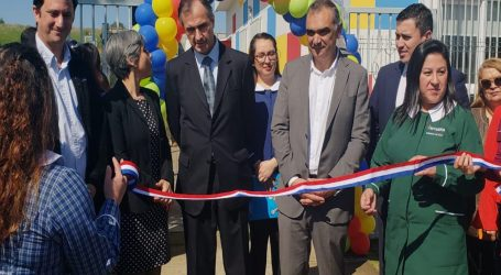 Nuevo Jardín infantil para San Ramón