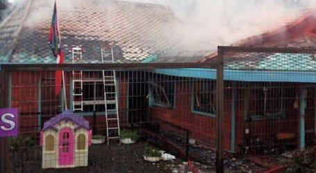 Ercilla : ataque incendiario deja amenazas contra Alcaide de Angol