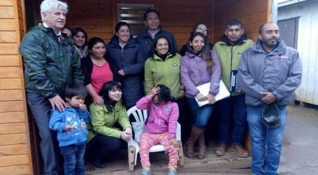 Familias de Lautaro se benefician con programa de habitabilidad
