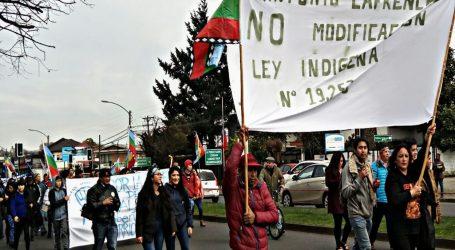 Corte acoge recurso contra Plan Impulso presentado por dirigentes mapuche