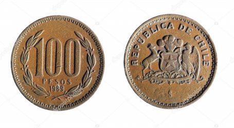 Moneda antigua de 100 pesos sale de circulación en noviembre