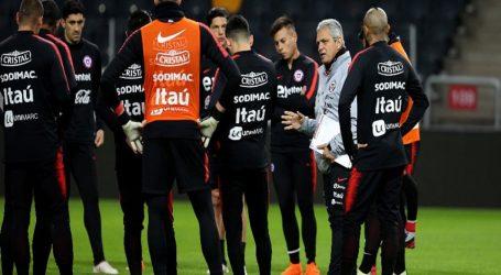Alexis Sánchez se suma a la Roja en México