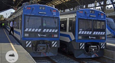 Nuevos trenes Temuco Victoria