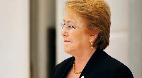 """Presidente del Partido Radical: """"Pongo las manos al fuego por Bachelet"""""""