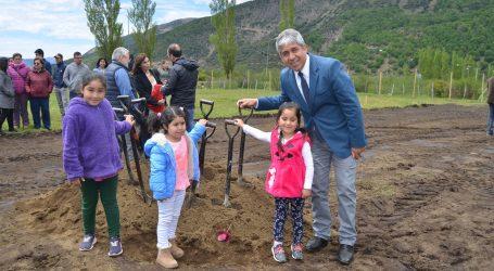 Casa propia: Entrega de terreno para 139 familias de Lonquimay