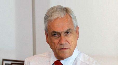 Cámara de Diputados vota este jueves acusación constitucional contra el Presidente Piñera