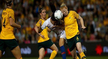 """La """"Roja"""" femenina no pudo con Australia"""