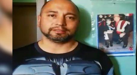"""Acusado del homicidio de Catrillanca : """"hay gente que nos hizo mentir"""""""