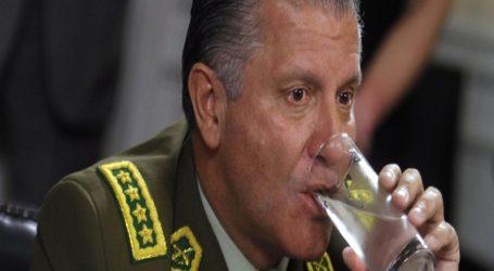 Ministro Carroza acusó a Villalobos de entregar declaraciones contradictorias