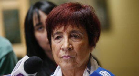 """Carmen Hertz pidió cerrar filas en la oposición frente al """"auge populista de extrema derecha"""""""