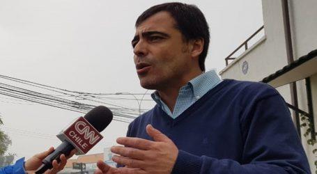 """Diputado Álvarez: """"Lo que hace el Diputado Mellado es una falta de lealtad con Chile Vamos"""""""