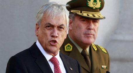 La Moneda comienza a marcar distancia del general Soto