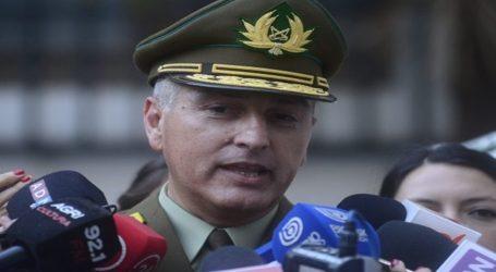 Mario Rozas propuso al Gobierno la salida de ocho generales del Alto Mando de Carabineros