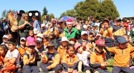 Lautaro: Más de 9 mil niños y niñas recibieron regalos de navidad
