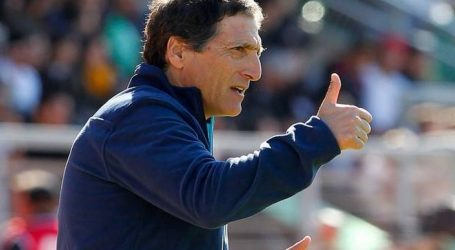 Colo Colo presenta a Mario Salas como su nuevo técnico